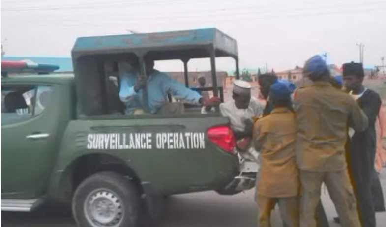 Police Arrests Over 50 Alleged Homosexuals During 'Gay Party' In Kano State 1