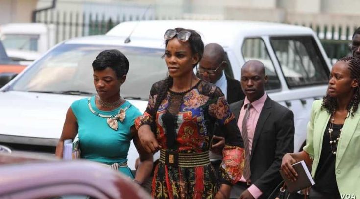 Zimbabwe Vice President's Wife Freed On Bail After Spending 3 Weeks In Jail Over Attempted Murder 1