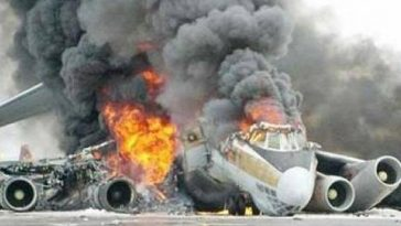 Ukrainian International Airlines Plane Crashes In Iran, All 176 Passengers Onboard Killed 7