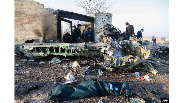 Ukrainian International Airlines Plane Crashes In Iran, All 176 Passengers Onboard Killed 2