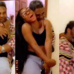 Nigerians React In Shock As 72-Year-Old Pete Edochie Hugs Destiny Etiko From Behind [Video] 11