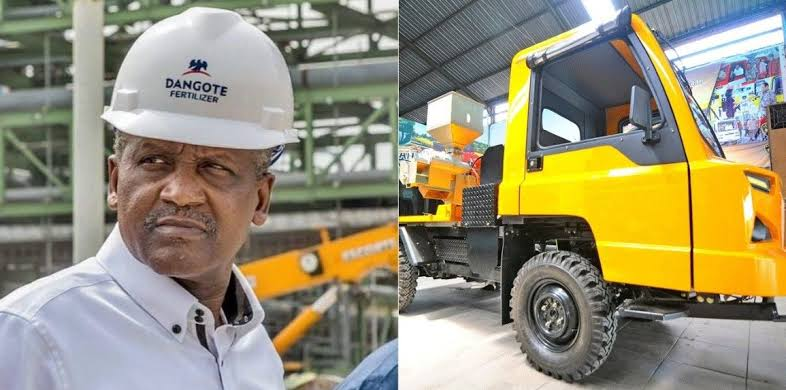 Aliko Dangote Shuns Innoson Motors, Orders 10,000 Trucks From Indonesia 1