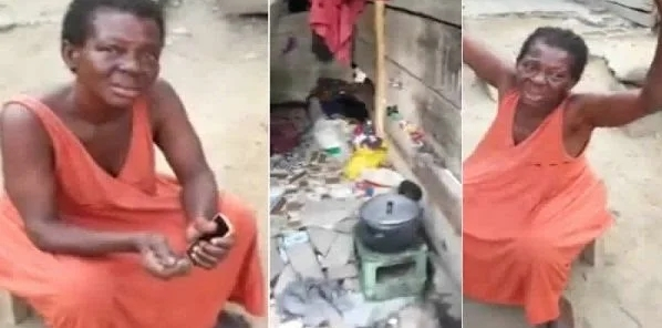 Terrible Living Condition Of Edo Billionaire's Wife Who Cheated On Him With Their Gateman [Video] 1