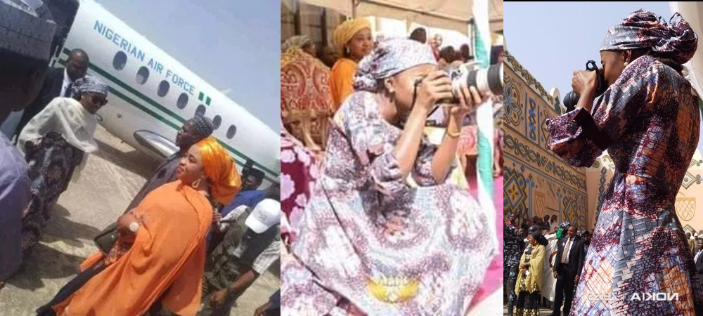 Buhari's Children Have Right To Use Presidential Jet For Personal Engagement — Presidency 1
