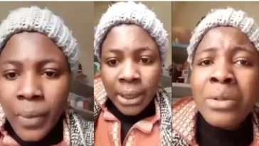 """Please Save Me"" - Nigerian Lady Cries Out For Help After Being Sold Into Slavery In Lebanon [Video] 4"