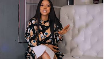 """""""African Parents Are Worse In The World, They Ruined Our Lives"""" - Toke Makinwa [Video] 7"""