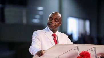 Bishop David Oyedepo Dismisses Top Officials For Allegedly Stealing From Church's Treasury 7