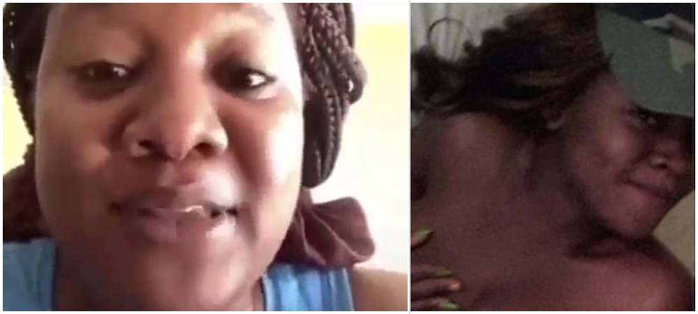 Nigerian Mother Calls Out Daughter On Live IG Video For Sharing 'Explicit' Photos Online 1