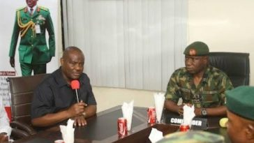 Governor Nyesom Wike Of Rivers State Reveals Why Nigerian Army Lost Its Integrity 6