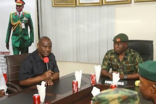 Governor Nyesom Wike Of Rivers State Reveals Why Nigerian Army Lost Its Integrity 1