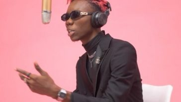 Rapper, Blaqbonez Reveals How His Father Abandoned Him At Birth But Now Running After Him 1