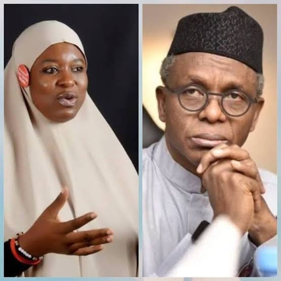 """""""I Don't Respond To Jobless Clowns"""" - Governor El-Rufai Slams Aisha After She Called Him Out 1"""