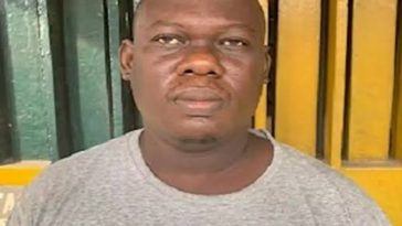 Car Wash Operator Pushes Neighbour To Death During Argument Over House Gate In Lagos 7