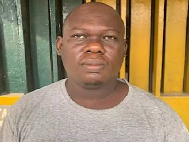 Car Wash Operator Pushes Neighbour To Death During Argument Over House Gate In Lagos 1