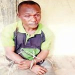 Man Blames Devil After Cutting Off His Mother's Head, Smashing Her Skull With Hammer In Imo 28