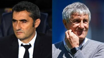 Barcelona Sacks Ernesto Valverde, Appoints Quique Setien As New Head Coach 1