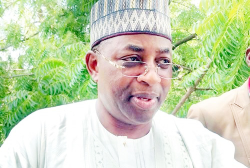 Bauchi Former Governor Stoned With Bottled Water At Supreme Court Premises 1