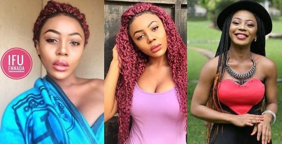 Ex-BBNaija Housemate, Ifu Ennada Claims She's Still A Virgin And Will Remain So In 2020 1