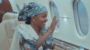 Hanan Buhari Flying On Presidential Jet To Bauchi Is An Inspiration To Nigerian Youths - MURIC 11