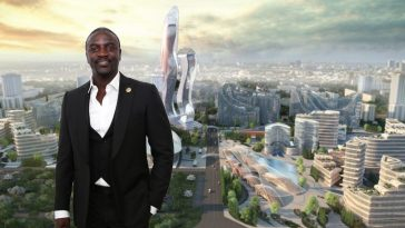 Akon Announces Finalization Of Agreement To Build His Own City In Senegal Called 'Akon City' 5