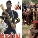 Outrage As Federal Government Declares South-West Security Force 'Amotekun' Illegal 28