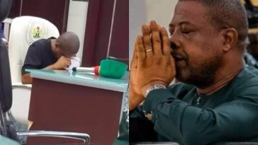 IMO: Emeka Ihedioha Reportedly 'Weeps' Over Loss To Hope Uzodinma At Supreme Court 3