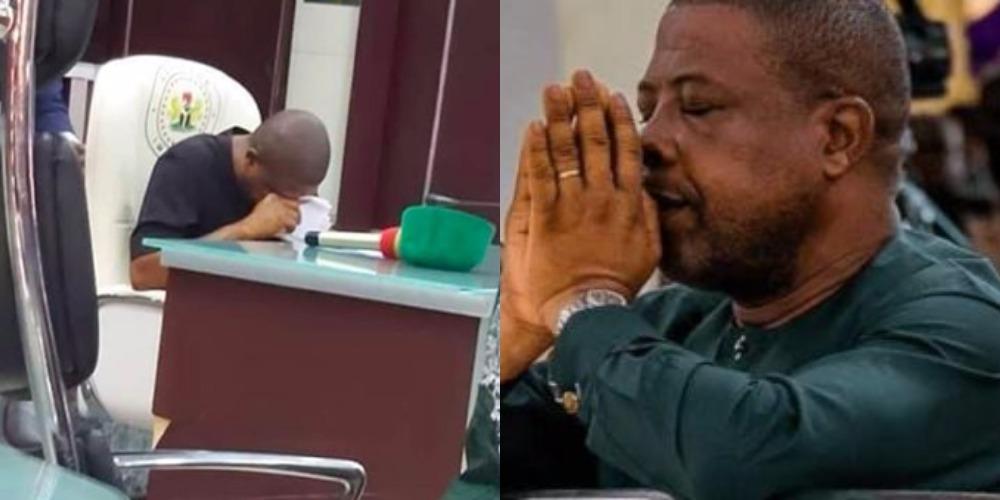 IMO: Emeka Ihedioha Reportedly 'Weeps' Over Loss To Hope Uzodinma At Supreme Court 1