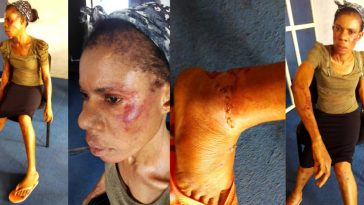 Police DPO Beats And Strips 2 Sisters Naked, Then Arrests Their Widowed Mother In Delta 6