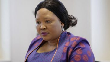 Lesotho's First Lady, Maesaiah Thabane Declared Wanted Over Murder Of Husband's First Wife 1