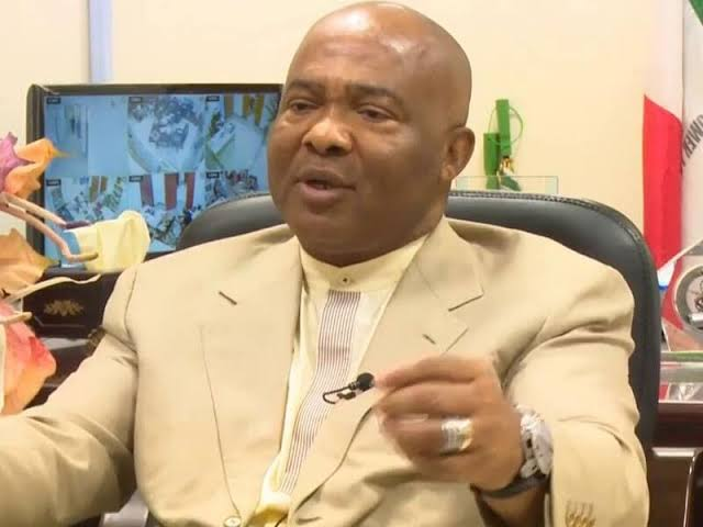 Hope Uzodinma Freezes All Imo Govt Bank Accounts Before His Inauguration As Governor 1