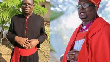 Anglican Bishop, Eric Ruwona Arrested And Detained For Bank Fraud Of $700,000 4