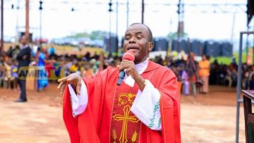 """Supreme Court Ruling Has Vindicated Me As A Mouthpiece Of God"" - Father Mbaka 2"