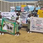 Protesters Threatens To Sue NYSC Over Refusal To Allow Female Corps Members Wear Skirts [Photos] 27