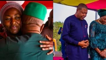 """Nkem, I Got Your Back"" – Ihedioha's Wife Consoles Him Over Supreme Court Loss 4"