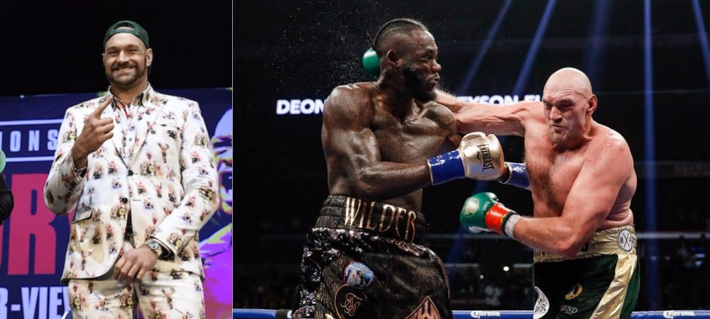 Tyson Fury Says He Masturbates 7 Times A Day In Preparation For Deontay Wilder Rematch [Video] 1