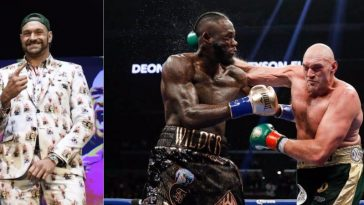 Tyson Fury Says He Masturbates 7 Times A Day In Preparation For Deontay Wilder Rematch [Video] 5
