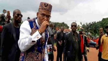 """""""IPOB Will Avenge Any Biafran Killed With The Heads Of Their Killers"""" - Nnamdi Kanu Declares 7"""