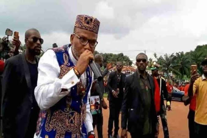 I Will Support Amotekun With One Million IPOB Men To Destroy Fulani Caliphate - Nnamdi Kanu 1