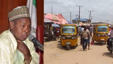 Governor Aminu Masari Restricts Movement Of Motorcycles And Tricycles In Katsina 10