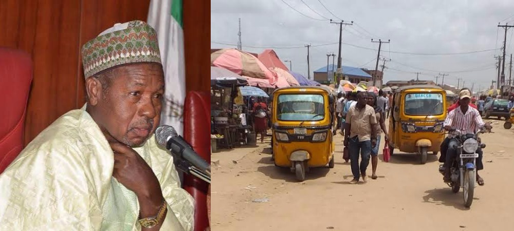 Governor Aminu Masari Restricts Movement Of Motorcycles And Tricycles In Katsina 1