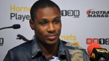 Odion Ighalo Reveals Reason Why He Left England To Go Play In China Was Because Of Money 1