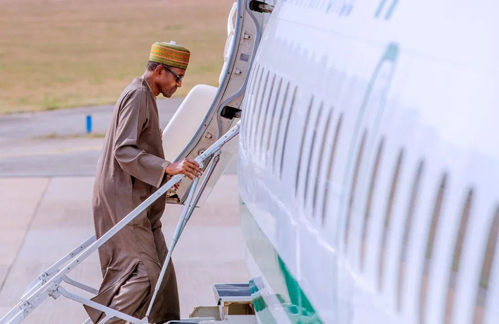 President Buhari Takes First 2020 Foreign Trip To London For African Investment Summit 1