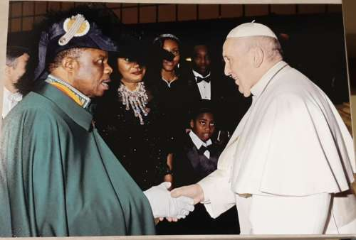 Pope Francis Honours Anambra Governor, Willie Obiano With Knight Title In Vatican City [Photos] 1