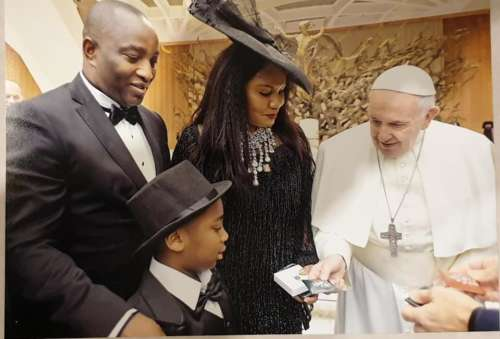 Pope Francis Honours Anambra Governor, Willie Obiano With Knight Title In Vatican City [Photos] 4