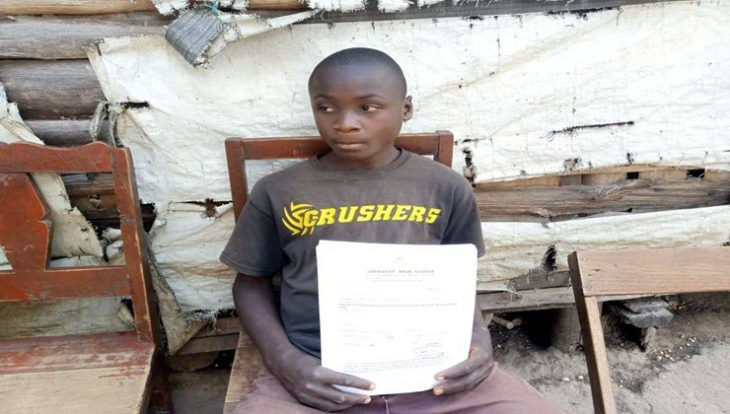 This 14-Year-Old Boy Is Offering To Sell His Kidney In Order To Fund His Education 1