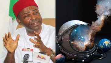 """Nigeria Plans To Land In Space In 20 Years Time"" - Minister Of Technology, Ogbonnaya Onu 4"