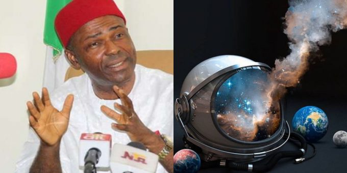 """Nigeria Plans To Land In Space In 20 Years Time"" - Minister Of Technology, Ogbonnaya Onu 1"