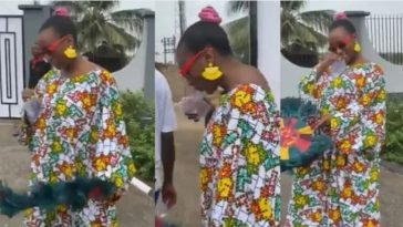 Billionaire Daughter, DJ Cuppy Reacts After Taking 'Sachet Pure Water' For The First Time [Video] 3