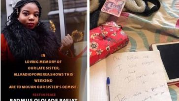 Nigerian Final Year Medical Student In Ukraine Commits Suicide Over Frustration By Her School 6