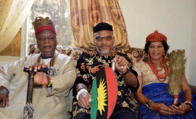 IPOB Finally Announces Date For Burial Of Nnamdi Kanu's Parents In Abia 1